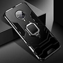 جرابات مناسبة - جراب Capa For Vivo S6 لهاتف Vivo IQOO NeO 3 X30 Pro S5 Z6 Y19 Nex A 3 Y93 Y95 Z5 Y97 Y17 Y89 Y85 Z3X Z5X غطاء حامل سيارة For Vivo Y93 WHRS-4001004023250-045