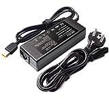 PFMY Portátil Netbook Adaptador Cargador AC Adapter 20V 4.5A 90W Para Lenovo Thinkpad Edge E450 E460 E470 E531 E540 E550 E560 L450 L460 L470 L560 T400 T450 T460 T550 T560 G500 G40 G50 Z50 Ordenador