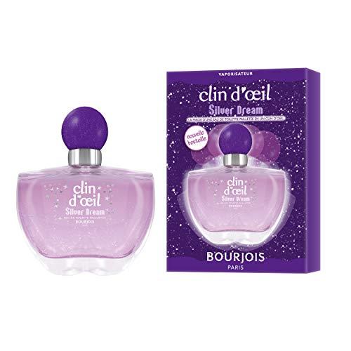 Bourjois Paris Clin D'Oeil Silver Dream Eau De Toilette 75 ml (woman)