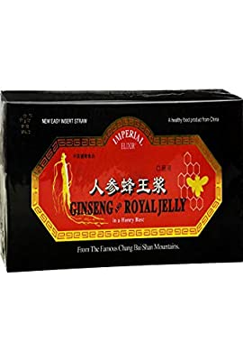 Imperial Elixir / Ginseng Company Ginseng and Royal Jelly, 30X10 Cc from Harbin Sanjing
