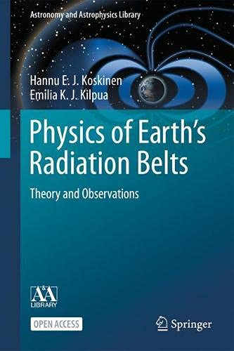 Physics of Earth's Radiation Belts: Theory and Observations (Astronomy and Astrophysics Library)