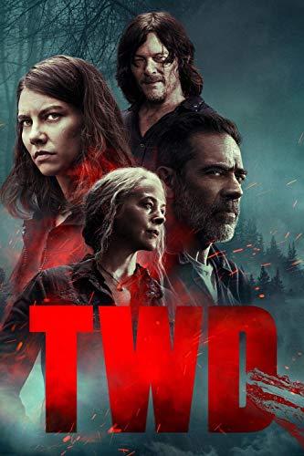 YJXL The Walking Dead TV Show Posters-Puzzle 1000 Piezas Adultos,3D Juguete Educativo Intelectual de descompresión Divertido Juego Familiar para niños Adultos 75*50cm