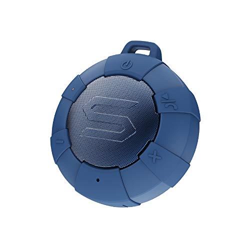SOUL S-TORM - Wireless Bluetooth Speaker - IP68 Weatherproof, Floatable, Playtime 20 Hours (Blue)