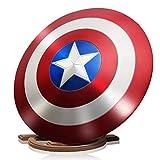 ZYER The Avengers Marvel Captain America Kostüm Metallschild Erwachsene Einheitsgröße 1: 1...