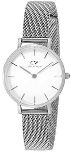 [ダニエル・ウェリントン] 腕時計 Classic Petite White Sterling DW00100220 並行輸入品 シルバー