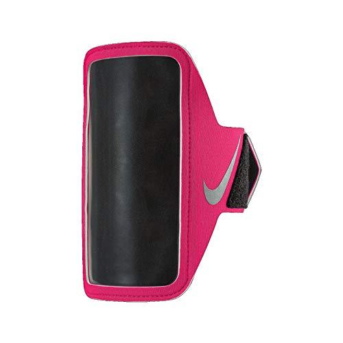 Nike Unisex - Pulsera Lean para Adultos, Bottle, N.RN.65.673.OS, Rosa/Plateado, Talla única