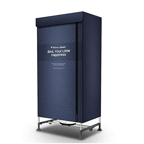 Der tragbare elektrische Wäschetrockner Concise Home ist ideal für den Einsatz zu Hause, im Schlafzimmer, in der Garage, in der Schule und im Büro