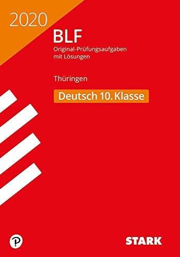 STARK BLF 2020 - Deutsch 10. Klasse - Thüringen