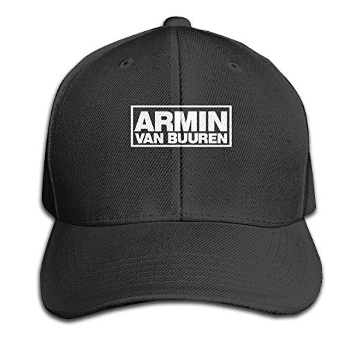 Armin Van Buuren Baseball Cap Adjustable Classic Men Women Plain Hat Outdoor Sports Wear