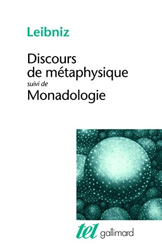 Discours de métaphysique, suivi de