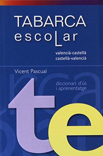 Diccionari escolar senzill valencià-castellà il·lustrat
