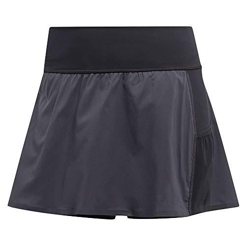 adidas W Agravic Skort Falda-pantalón, Mujer, Negro, 40