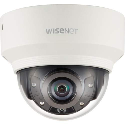 Hanwha Techwin XND-8020R WiseNet X Series 5MP Network Dome Camera with 3.7mm Lens & Night Vision