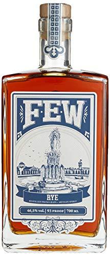 FEW Rye Whiskey Grain-Rye-Corn (1 x 0.7 l)
