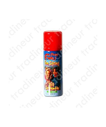 Party Fun - Spray serpentina - Rojo