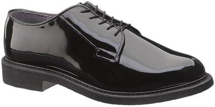 Bates Lites Black High Gloss Oxford Men 11 Black