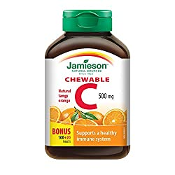 Vitamin C helps your immune system to stay healthy in return giving you a better chance to stay cold and flu free!