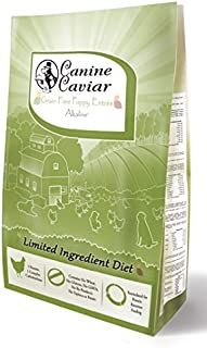 Canine Caviar Dry Puppy Chicken/Pea, 4.4 lb by Canine Caviar Pet Foods