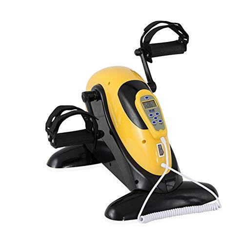 CHJPRO Elektrische Rehabilitationsmaschine, tragbares Fitness-Mini-Heimtrainer, Schlaganfall Hemiplegie der oberen und unteren Extremitäten Rehabilitation Trainingsgeräte