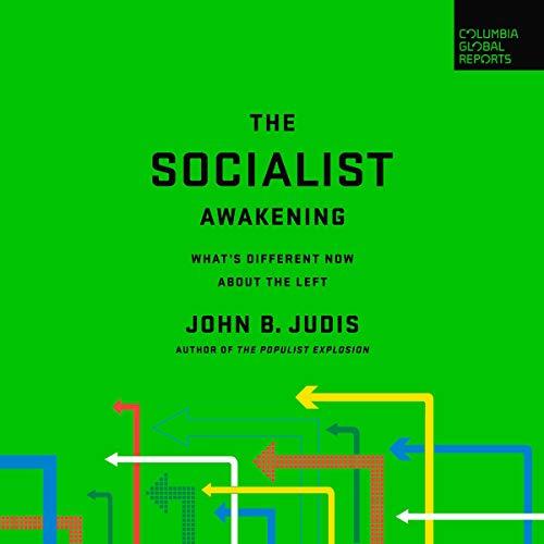 The Socialist Awakening cover art