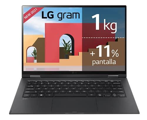 LG gram 14T90P-G.AA78B Windows 10 Home, Convertible 2en1 Ultraligero de 35.5 cm...