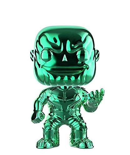 Popsplanet Funko Pop! Marvel: Inifinity War - Thanos (Infinity War) (Green Chrome) Exclusive to Special Edition #289