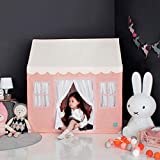 Petite Maison Kids Play House Toy Tent (32' x 47' x 47'), 100% Natural Cotton Hand Made Premium Quality...