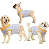 IDOMIK Recovery Suit for Dogs After Surgery, Recovery Shirt for Male Female Dog Cats, Cone E-Collar...
