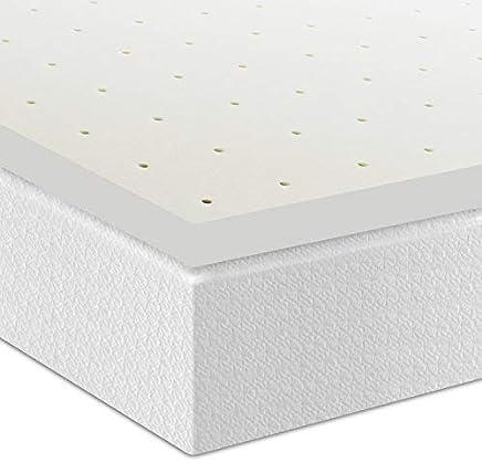 Best Price Mattress Full Mattress Topper - 2 Inch Memory Foam Bed Topper,  Full Size
