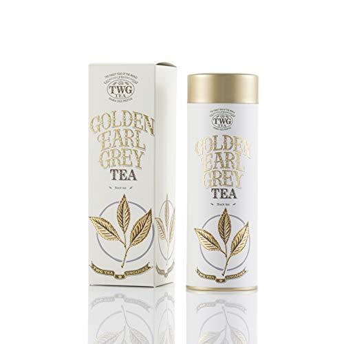 TWG Tea Golden Earl Grey Haute Couture Teedose 100 g, Waldbeere