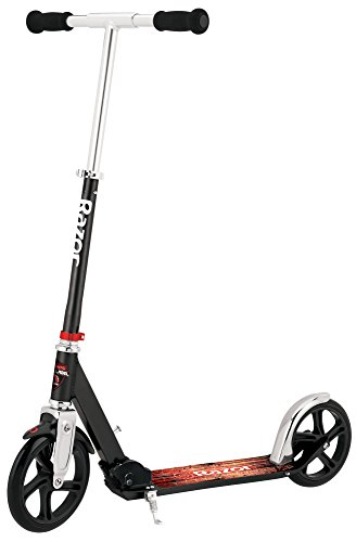 Razor A5 LUX Kick Scooter - Black Label
