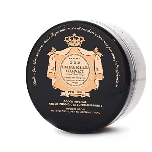 Perlier Imperial Honey Drops Super Nourishing Body Cream 6.7 Oz, 6.7 Fl Oz