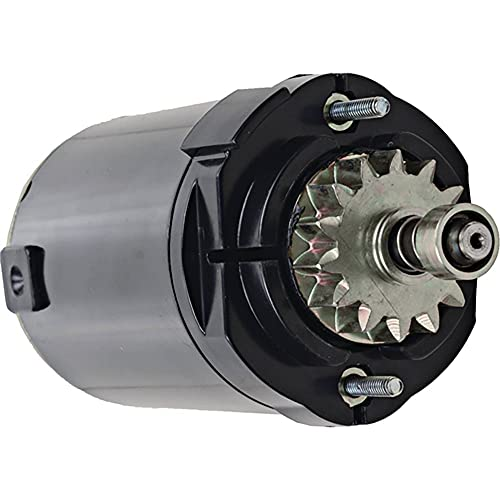 DB Electrical SAB0145 New Starter For New Holland Turn Lawn Mower G4010 G4020, Toro Tractor Lx420 Lx425 Lx460 Lx465 G4010 G4020 Z4200 Z4220 19 21 Hp Kohler 20-098-01 20-098-01-S 20-098-05 20-098-05-S
