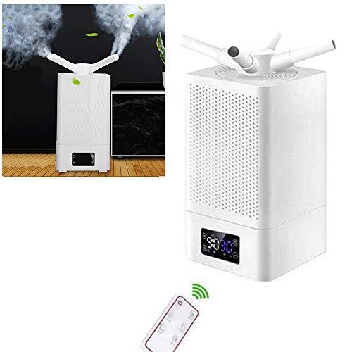 MZYKA Niebla Gran Volumen de Suelo de Industrial Inicio Inteligente de Control de Aire del humidificador, purificador, Desinfectante La atomización de la máquina, eléctrica pulverizador,60W/800ml/H