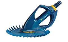 Quiet, powerful suction cleaner; works with low-speed pumps for maximum efficiency. Devours small and medium-sized debris and cleans floor, walls and steps of your entire pool. FlowKeeper  Valve automatically regulates water flow to maintain peak cle...