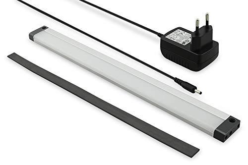 DIGITUS LED-kastverlichting voor 19 inch netwerk- & serkasten LED-lamp - 19