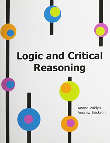 Logic and Critical Reasoning