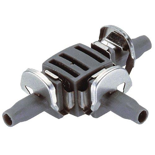 Gardena Micro-Drip-System T-Stück, 4.6 mm (3/16 Zoll): Praktische Verbindung zur Abzweigung des Verteilerrohrs (8330-20)