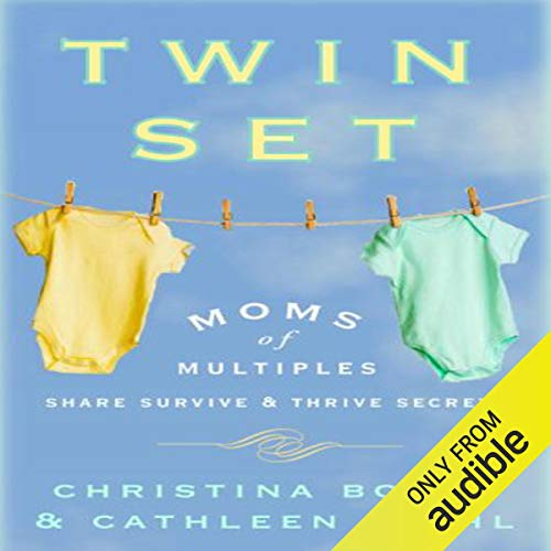 Twin Set Audiobook By Christina Boyle, Cathleen Stahl cover art