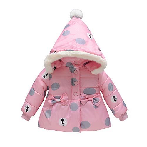 Berimaterry Ropa Bebe Bebé niño niña de otoño Invierno Sudadera para Bebés...