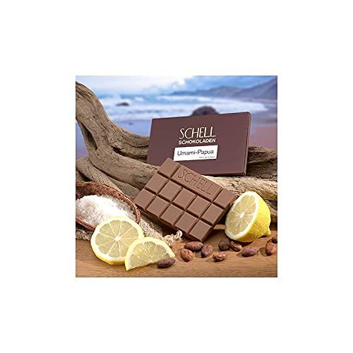 Schell Schokolade Umami Papua, 50 g