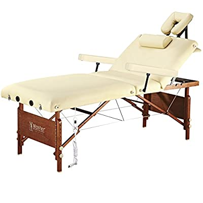 """Master Massage 30"""" Del Ray Pro Portable Massage Table Package"""