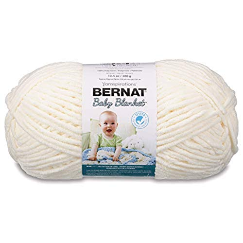 Bernat Baby Blanket Big Ball Vanilla