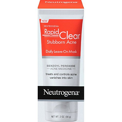 Neutrogena Effacer rapide Leave-In Masque 2oz- (59ml) (2 Pack)
