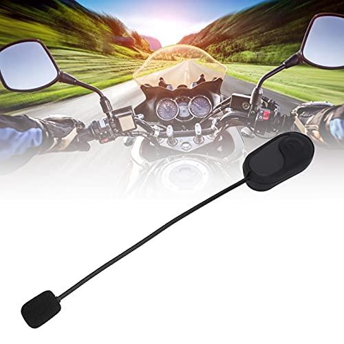 ROMACK Auricular Bluetooth, no es fácil de dañar Auricular para Casco Auricular para Casco Bluetooth para Uso Diario para Ciclismo