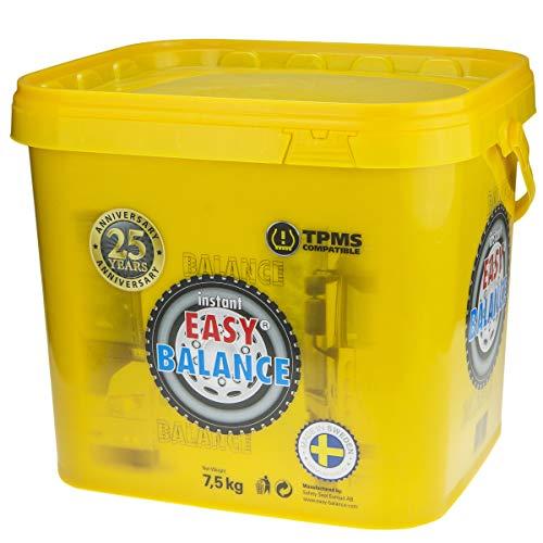 Safety Seal 200g Easy Balance uitlijningspoeder poeder bedrijfsvoertuig banden Dekra Easybag Balancing 7500 g