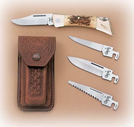 CaseXX Cutlery ca70050 Couteau tascabile, Unisexe – Adultes, Multicolore, Un Taille