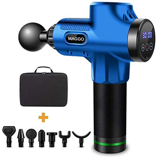 M3 PRO Blue Muscle Massage Gun