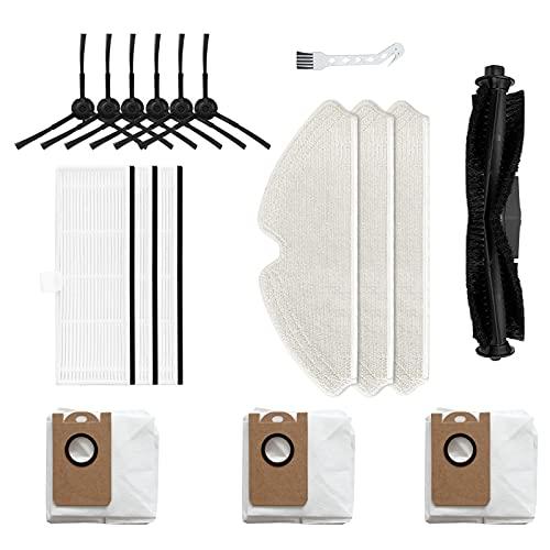 TeKeHom Set di Accessori per Pezzi RI Ricambio per HONITURE Q6 Aspirapolvere Robot
