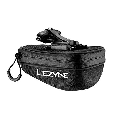 Lezyne Unisex-Adult Sattel Trainer Laufradtasche Satteltasche Pod Caddy QR, Schwarz, 45.5 x 34.0 x 26.5 cm, 0.48 Liter